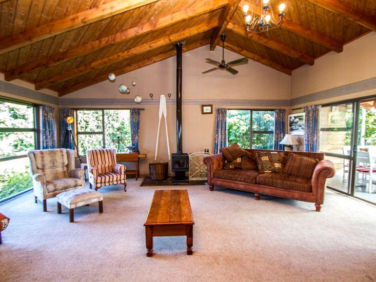 Large Retro Living Space