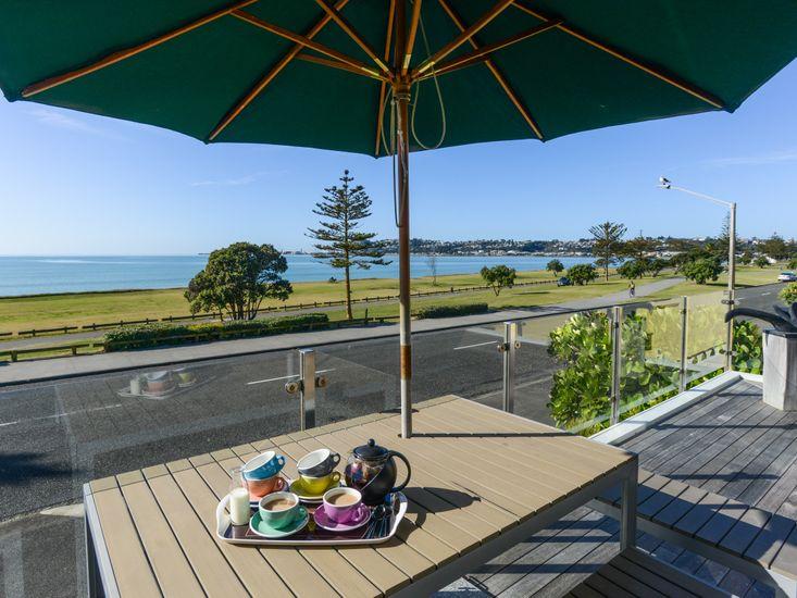 Boulevard de l'Ocean - Napier Holiday Home