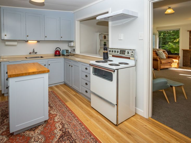 Kitchen from lounge room