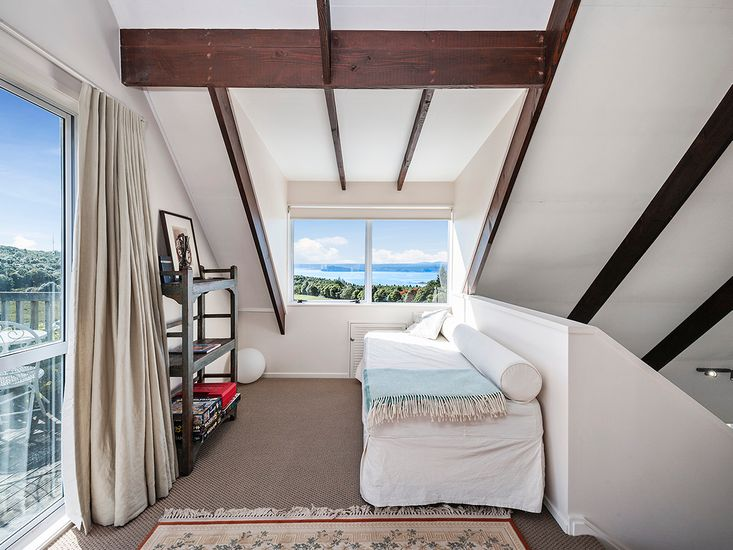 Single bed available on the top floor landing