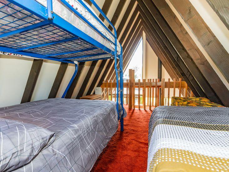 Mezzanine Level Bedroom