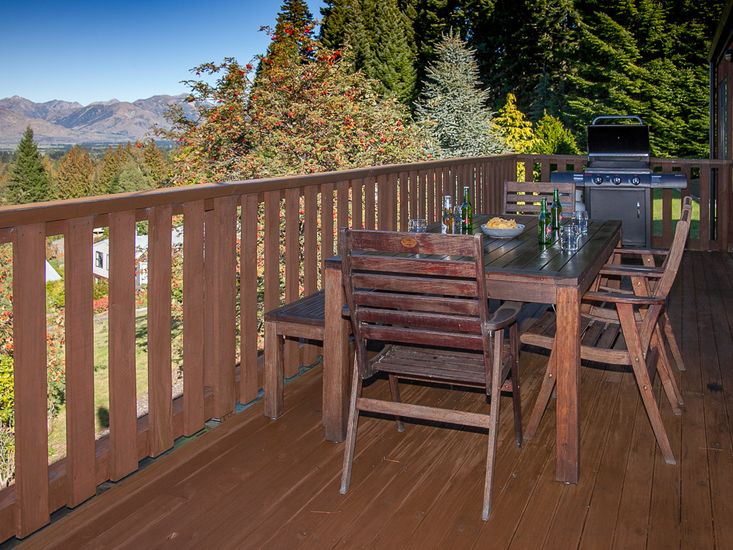Deck and Outdoor Living