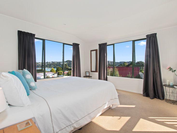 Bedroom 1 - views