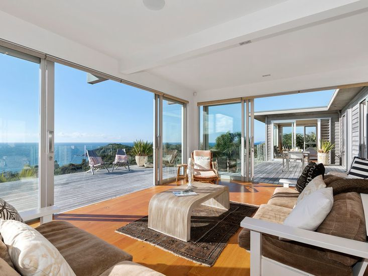 Lounge room opens out to the sundeck and views