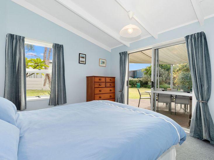 Bedroom Three - opening onto deck