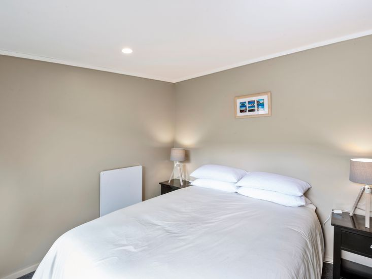 Bedroom 2 - Only accessed via railway bedroom