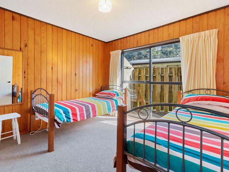 Bedroom 3 - Accessed via bedroom 2