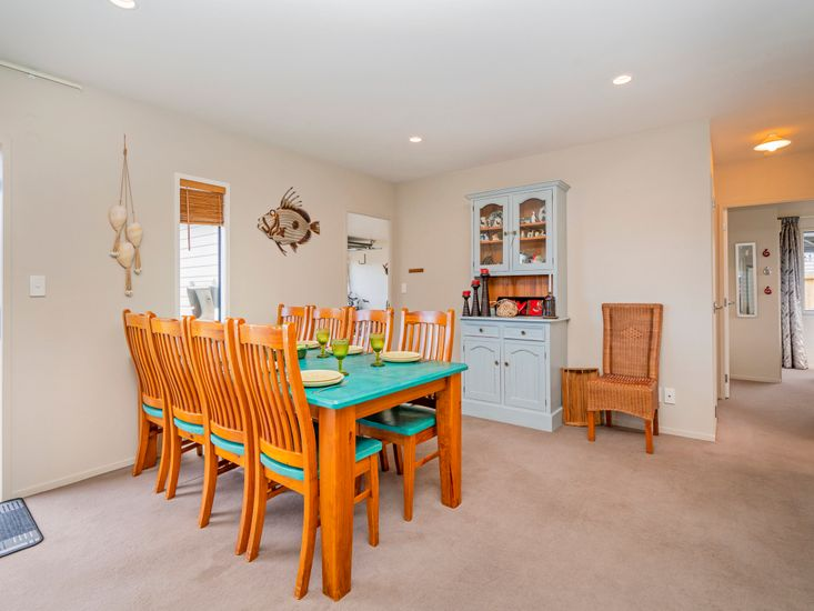 Large family dining table