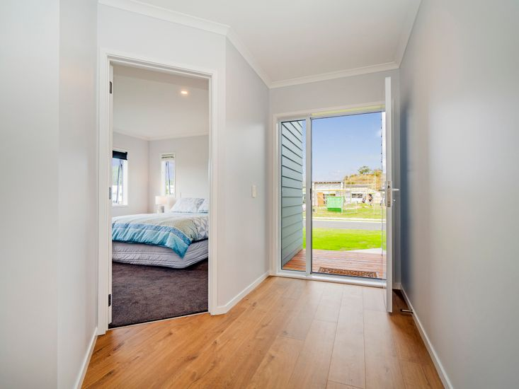 Front entrance onto master bedroom