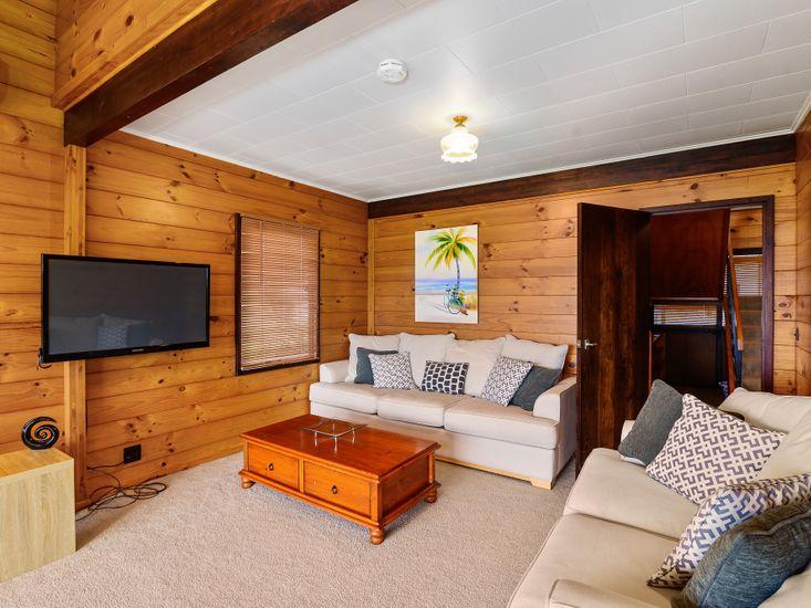 Lounge area Kawaha Point Rotorua