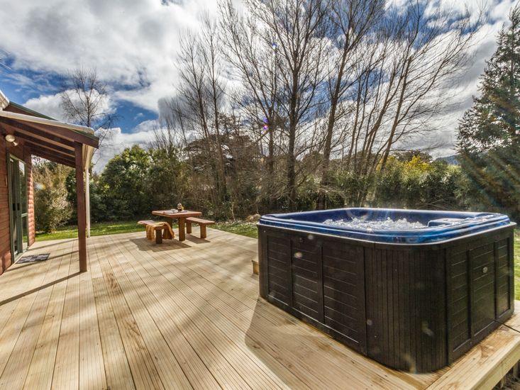 Alpine Getaway - Ohakune Holiday Home