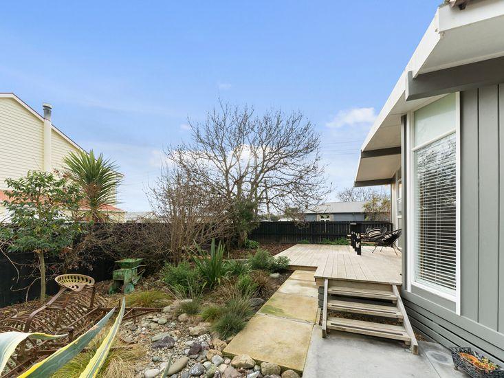Garden and outdoor areas