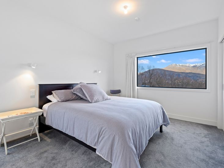 Views can be enjoyed from bed!