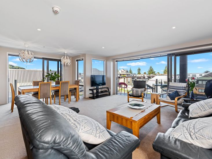 hot to trot - mount maunganui apartments