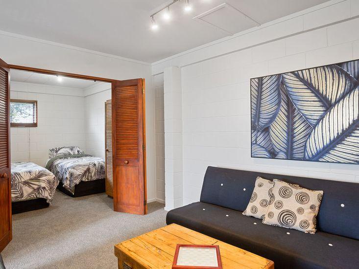 Bedroom 2 - Off living area
