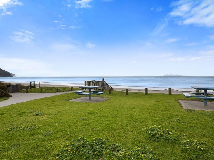 Easy access to the beach nearby