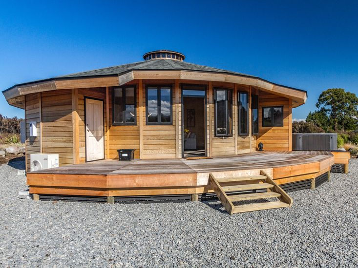 Exterior and sundeck