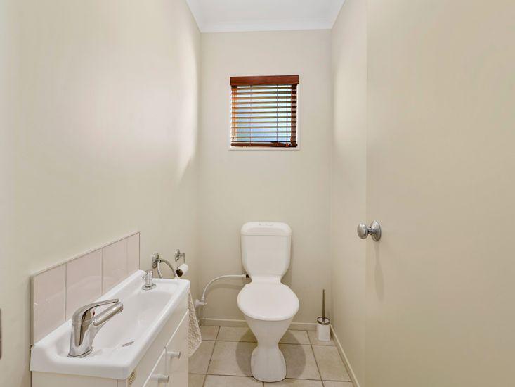 Separate toilet - downstairs