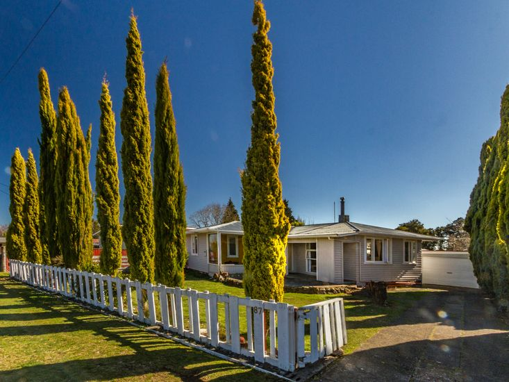 Goldfinch Goodie - Ohakune Holiday Home