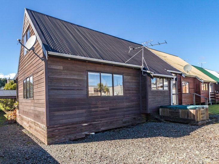 Backyard / House