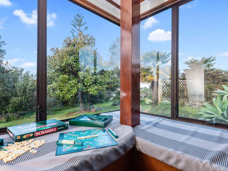 Window View / Board Games