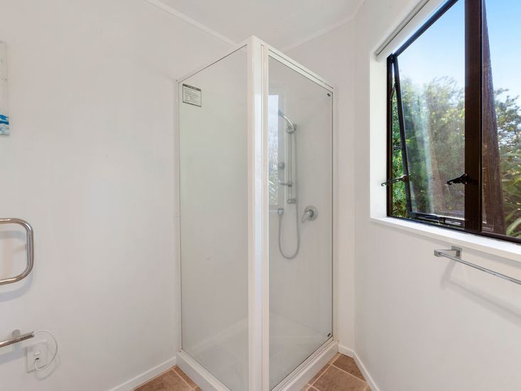 Bathroom one shower
