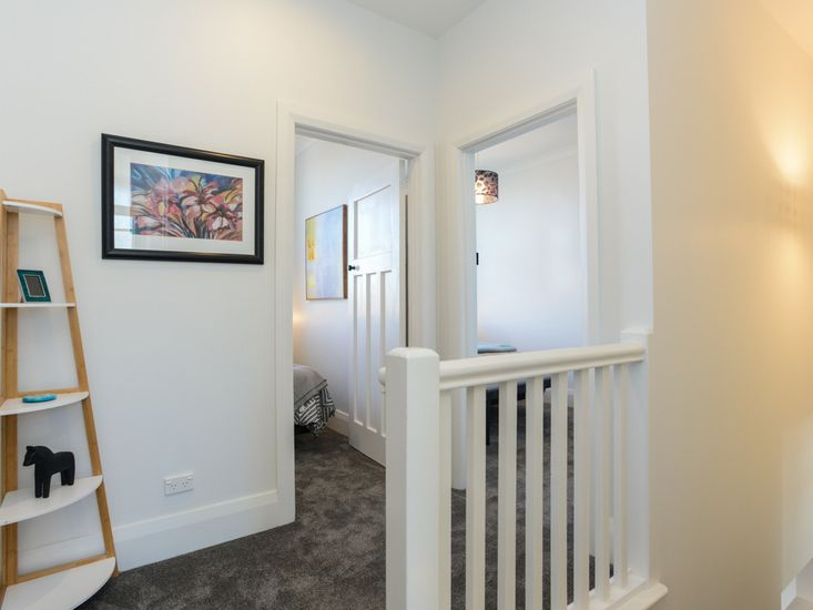 Upstairs landing onto bedrooms