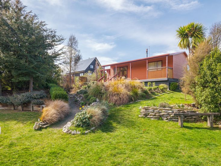 1 - Korimako Ridge - Lake Hawea Holiday Home