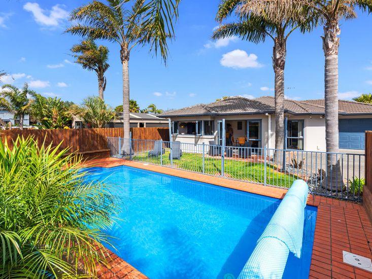 Backyard View / Pool