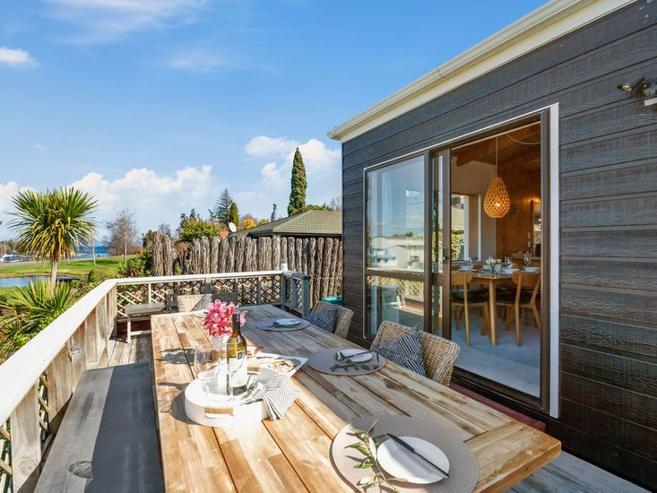 Noble Reserve - Taupo Holiday Home