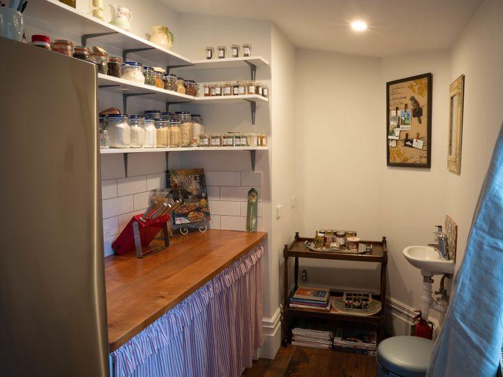 Butler's kitchen