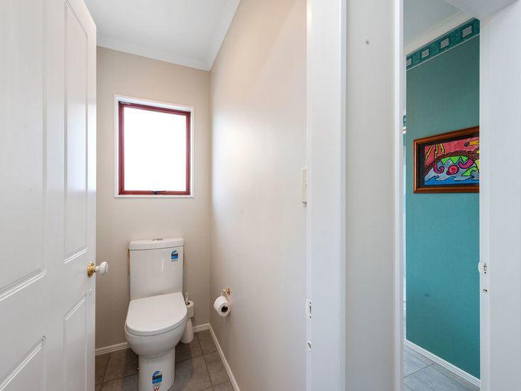 Bathroom four - Upstairs