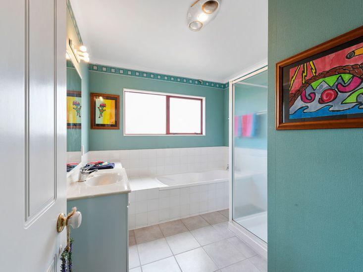 Bathroom three - Upstairs