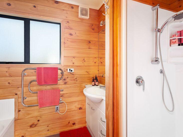 Upstairs bathroom two