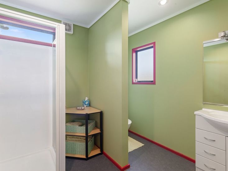 Bathroom three - downstairs
