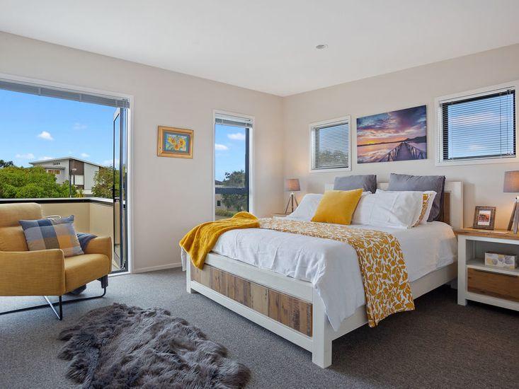 Bedroom one - Ensuite upstairs