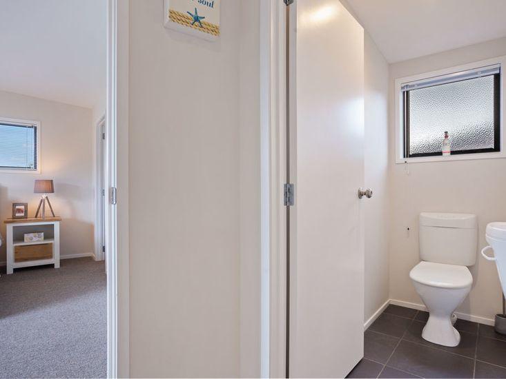 Bathroom two - Upstairs