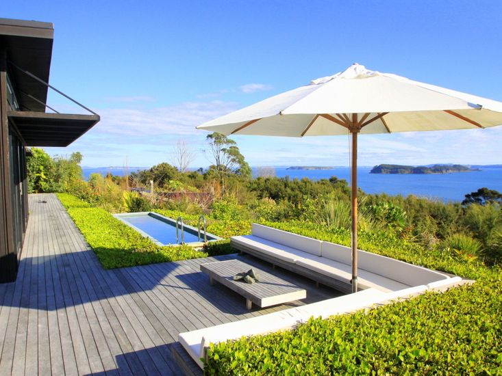 Outdoor living with an unforgettable view