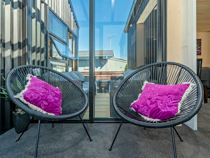 Lounge in the sun