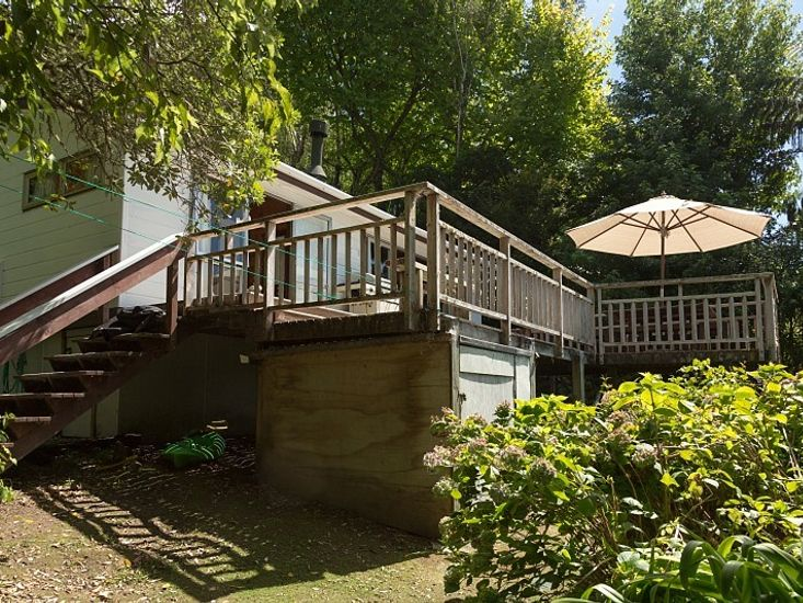 Sundeck and exterior