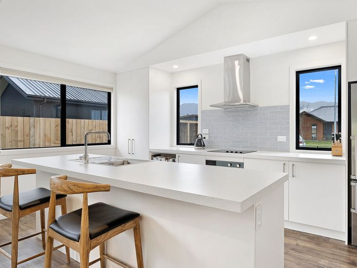 Modern kitchen fit-out