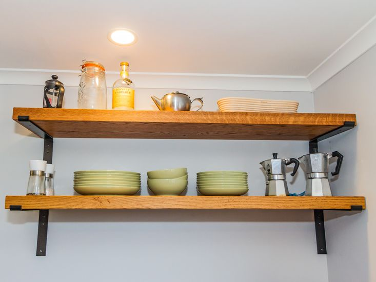Kitchen fit outs