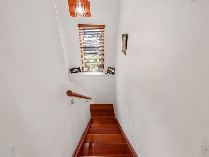 Internal stairwell