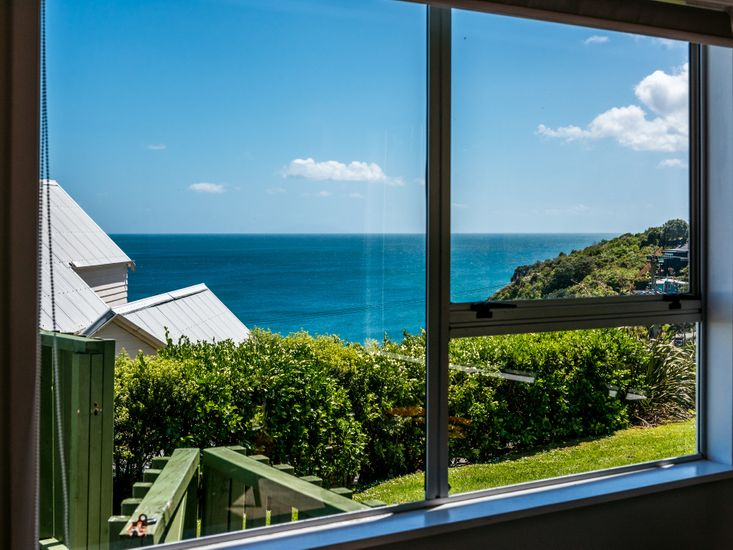 Stunning view from the living area