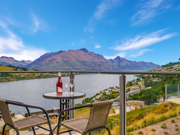 Lake View Accommodation Queenstown