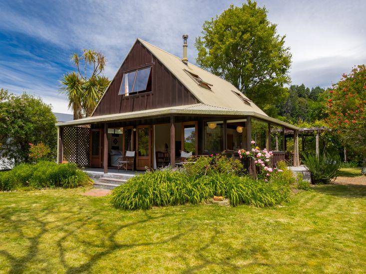 Marahau Lodge - Secret Garden