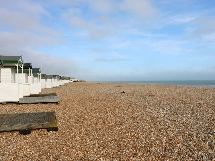 Seascape Bexhill On Sea Old Town South Of England Self Catering Holiday Cottage