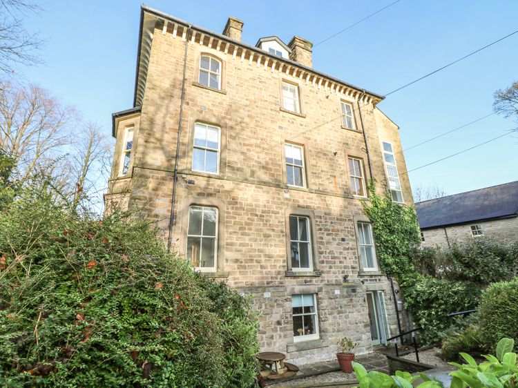 The Garden Flat Buxton Peak District Self Catering