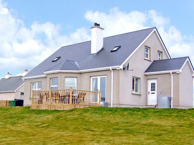 Magnificent Annes Beach Cottage Kincasslagh County Donegal Cionn Download Free Architecture Designs Ferenbritishbridgeorg