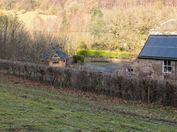 Oak Tree Cottage Cromford Holloway Peak District
